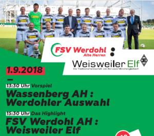 WBG-Werdohl Familientag 2018