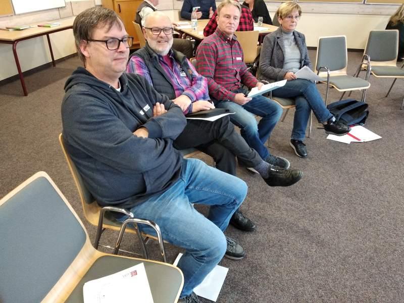 WBG Vorbereitung Kommunalwahl 2020