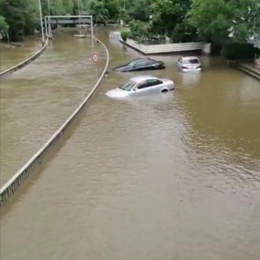 Jahrhunderthochwasser 2021